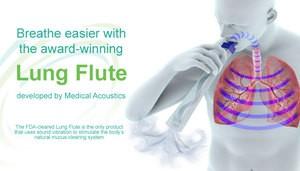 נשפן לניקוז הריאות The Lung Flute