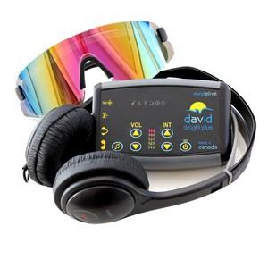 מכשיר SLT מרגיעון תדרים וצלילים-הדרך הטבעית להפגת כאבים ומתחים