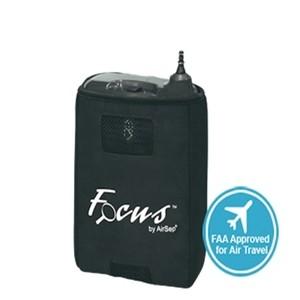 השכרת למשך חודש – מחולל חמצן נייד קטן – פוקוס – FOCUS AIRSEP