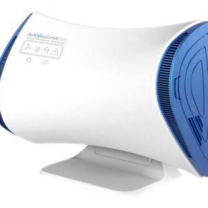 מכשיר לחיטוי אוויר מוירוסים, חיידקים ואלרגנים- אייר-ווקסין AirVaccine 015