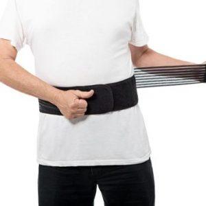 חגורת גב מגנטית מחממת הוט-מדיק