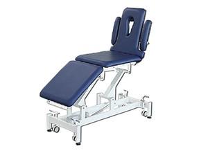 מיטת פיזיותרפיה 5 חלקים