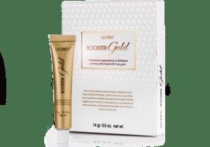 לאורקס בוסטר גולד סדרת הזהב שפופרת לטיפול נקודתי ומהיר LEOREX BOOSTER GOLD 2*7ML