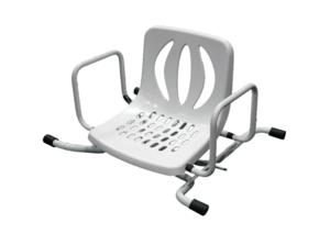 כסא אמבט מנירוסטה, מסתובב 90 מעלות